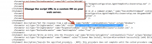 Change CCLeaner INI Files