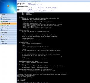 Windows Security Essentials Through Live Connect