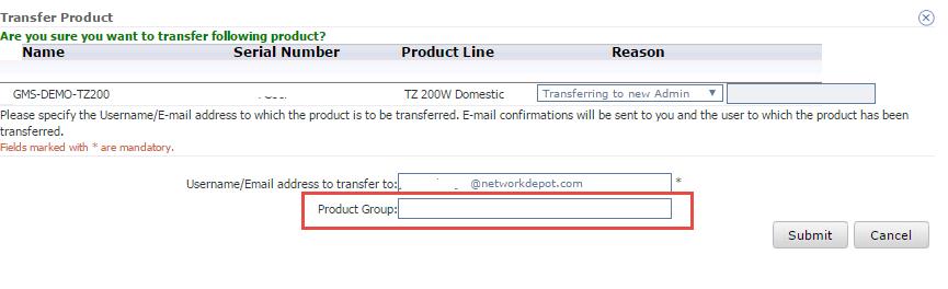 SW - Transfer